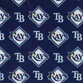 MLB Tampa Bay Rays Cotton Fabric